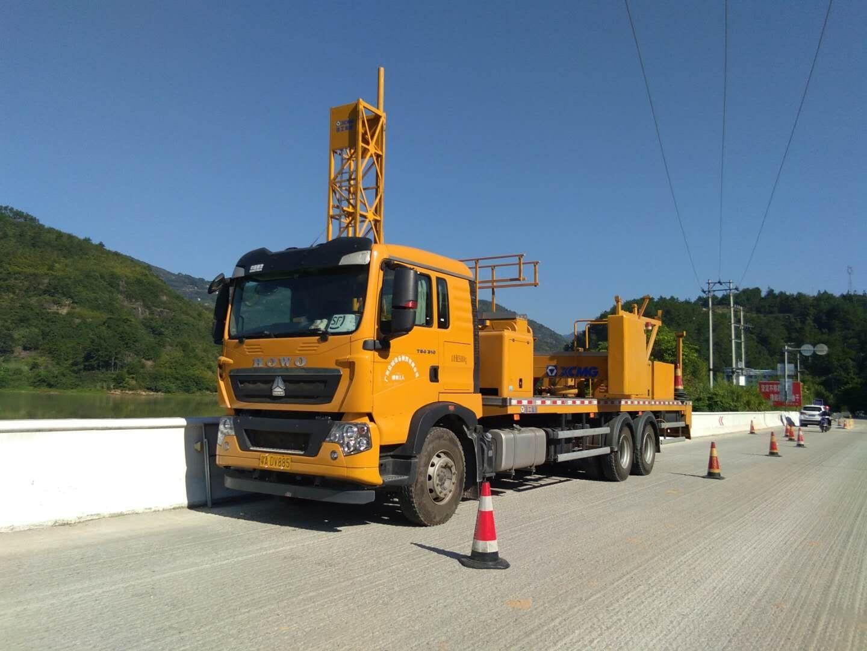 贵阳14米-22米桥检车出租,桥梁检测出租赁