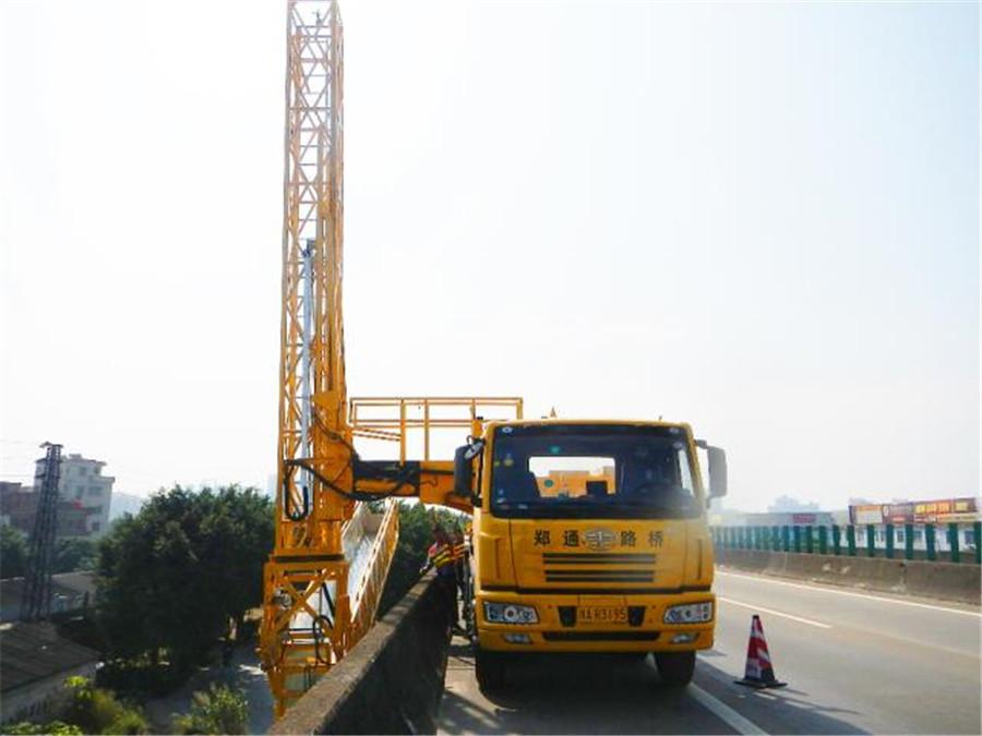 22米桥梁检测车出租